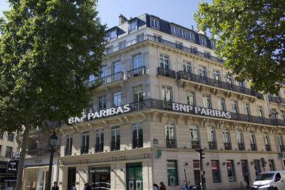Façade en pierre – 37 avenue des Champs Elysées 75008 Paris
