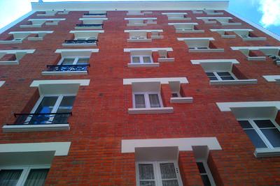 Ravalement façade brique – 20 rue Albert 75013 Paris